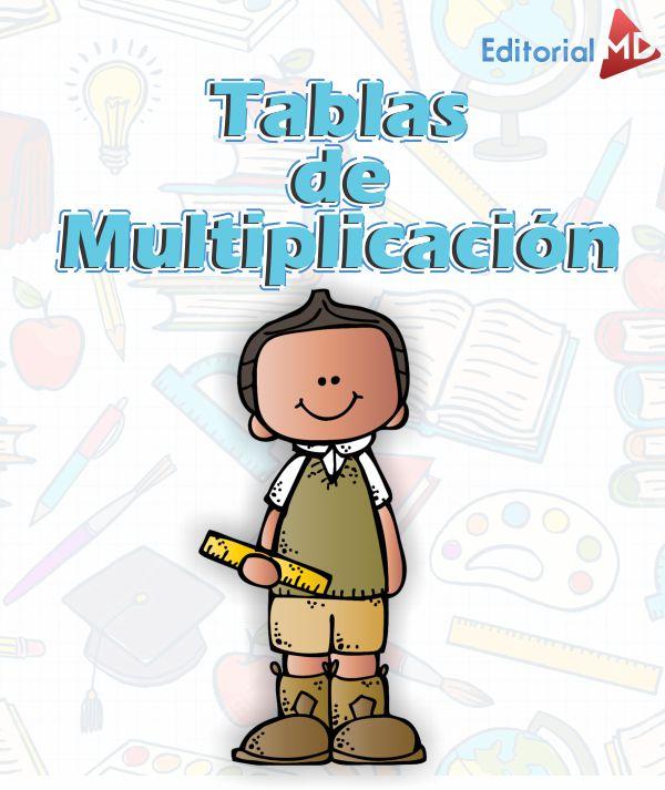 Tablas de Multiplicar para Niños Lista para Imprimir