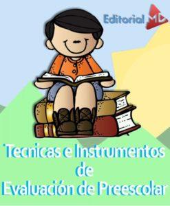 Instrumentos de Evaluacion Preescolar