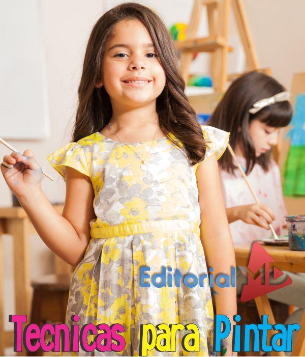Tecnicas para pintar para Niños