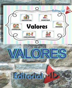 Valores para niños