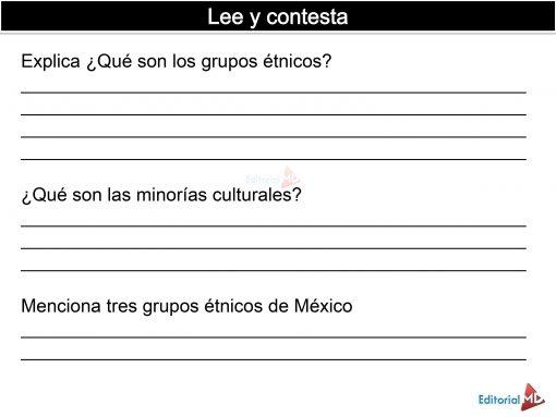 actividades de Grupos Étnicos Y Minorías Culturales
