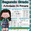 actividades de Segundo grado de primaria