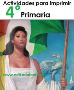 Actividades Para Imprimir De Primaria (TODOS LOS GRADOS)