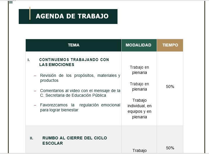 agenda de trabajo guia contestada del consejo tecnico septima sesion mayo 2021