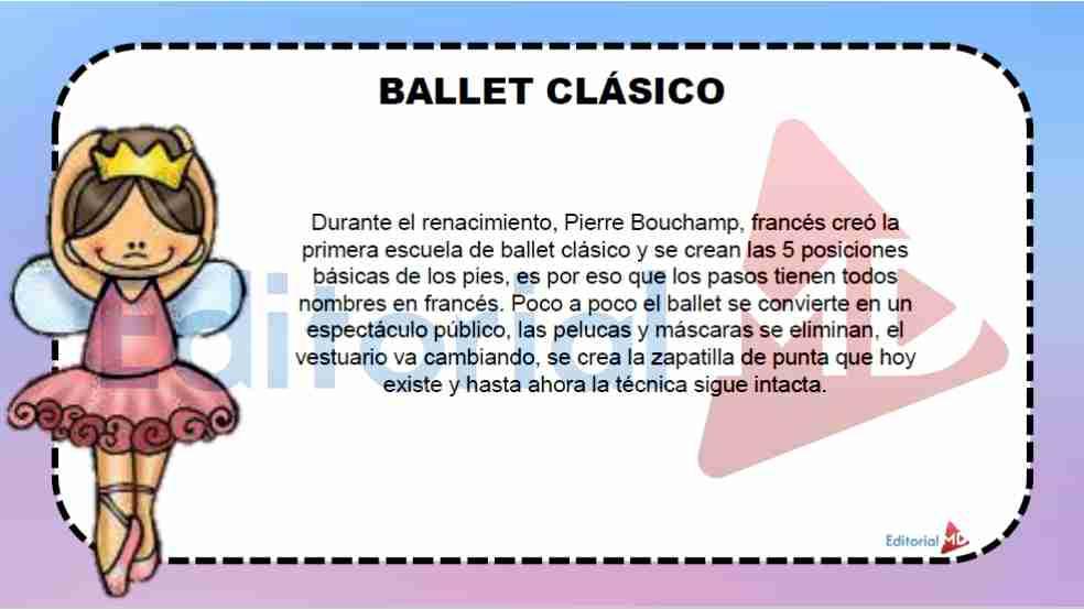 ballet clasico