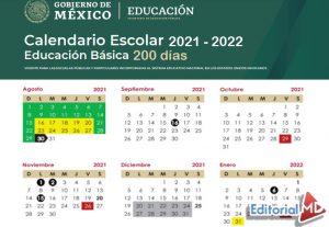 calendario-escolar-2020-2021 200dias