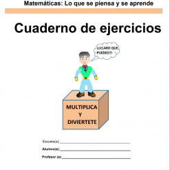 Cuaderno de Ejercicios Multiplica y Diviértete