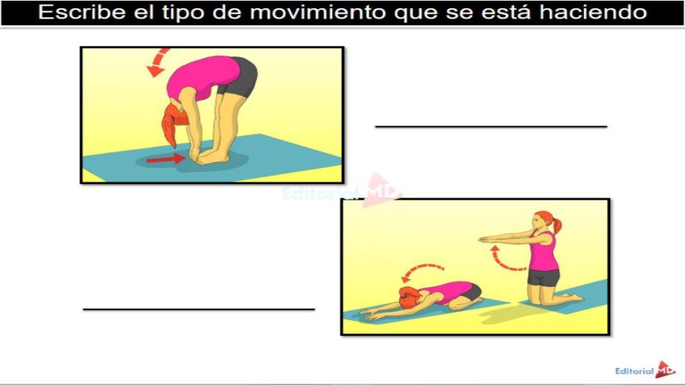 cuales son los tres ejes de movimiento del cuerpo humano