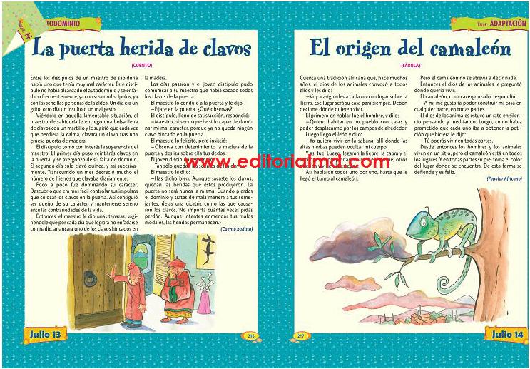 cuentos y fabulas para educar en valores 3
