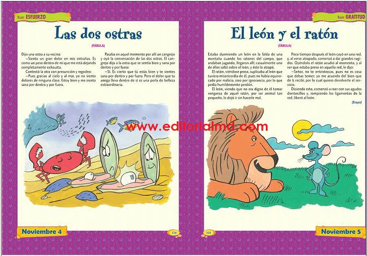 cuentos y fabulas para educar en valores 5