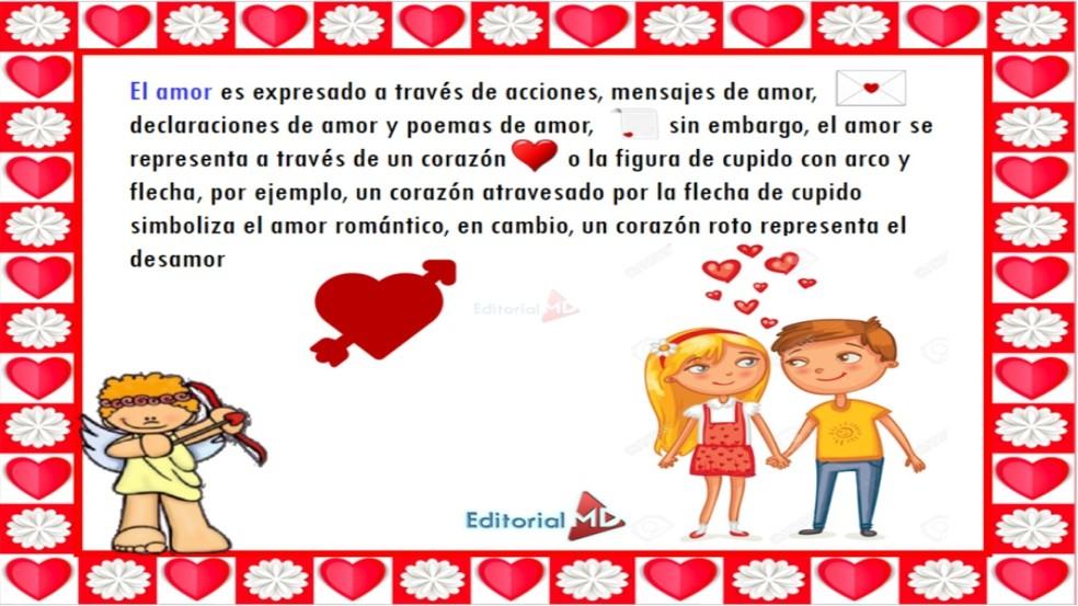 El Amor Y Amistad Para Ninos De Primaria Y Preescolar 2020