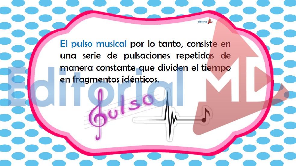 Que Es El Pulso Musical Para Niños