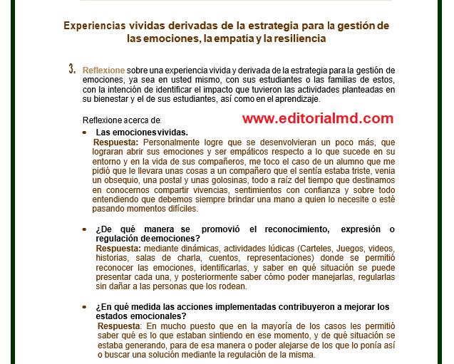 ejemplo productos contestados de octava sesion cte junio 2021
