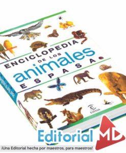 enciclopedia de los animales espasa