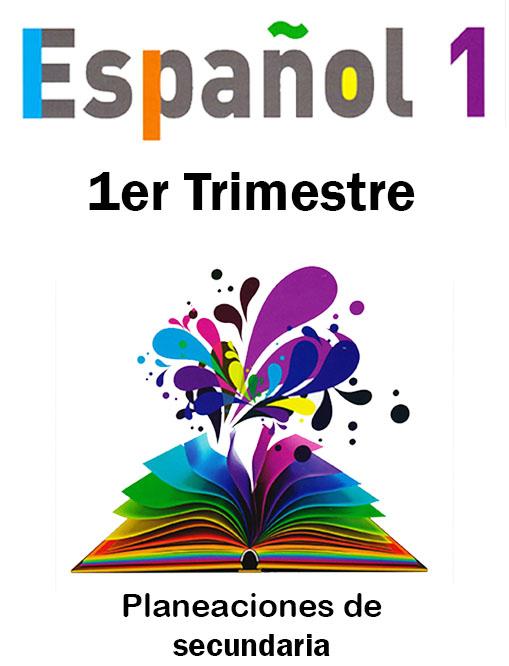 español trimestral 1er trimestre