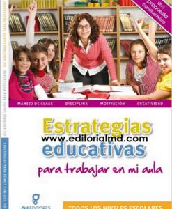 estrategias educativas - estrategias para trabajar en mi aula