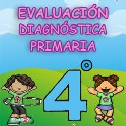 evaluación diagnostica cuarto grado