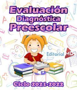 evaluación diagnóstica de preescolar