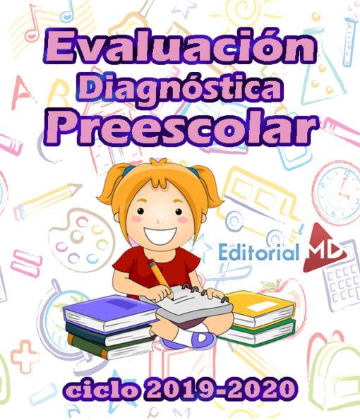 evaluacion diagnostica de preescolar 2019-2020