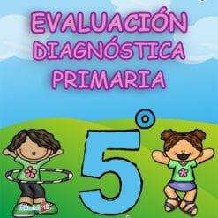 evaluación diagnostica quinto grado