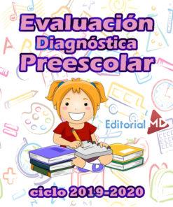 evaluacion diagnostica de preescolar