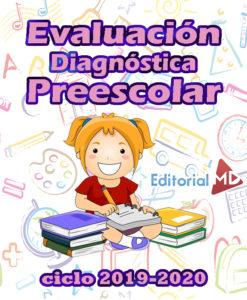 evaluación diagnóstica preescolar 2019-2020