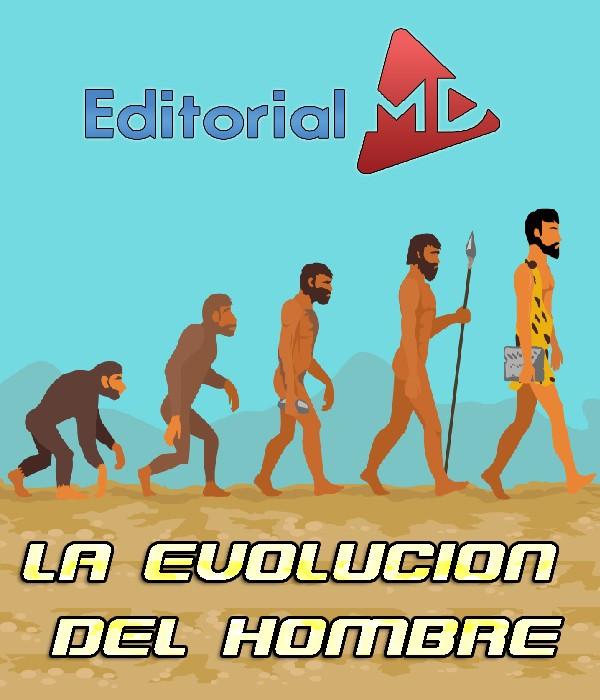 La Evolucion Del Hombre Para Niños Material Para Imprimir