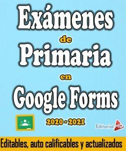examenes en google forms