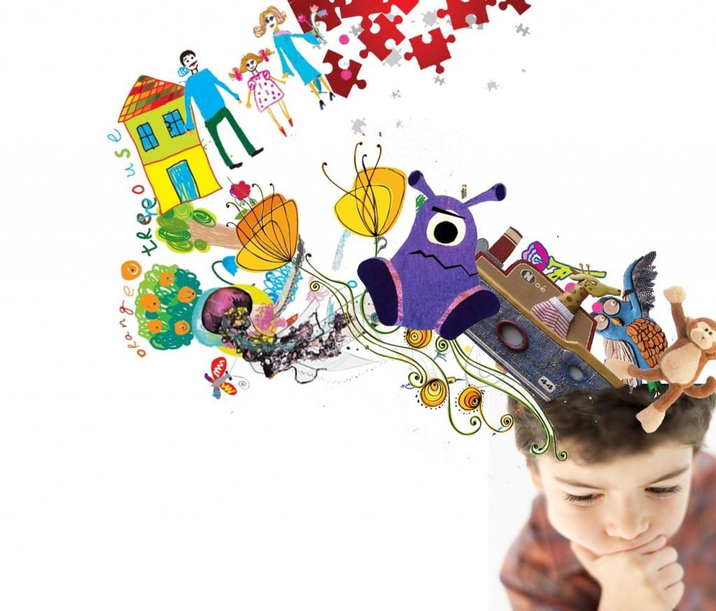 Expresion y apreciacion artistica en niños