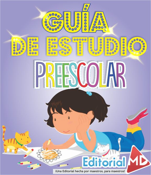 guia de estudio de Preescolar