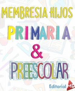 guias de estudio preescolar y primaria