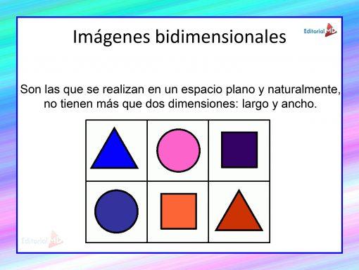 imágenes bidimensionales