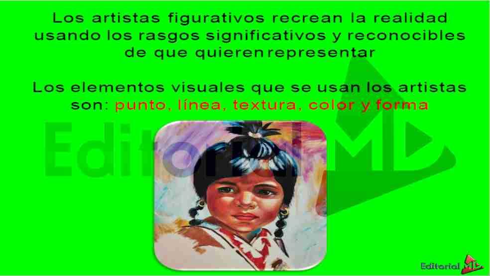 imagenes figurativas y abstractas