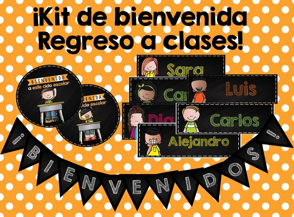 kit regreso a clases
