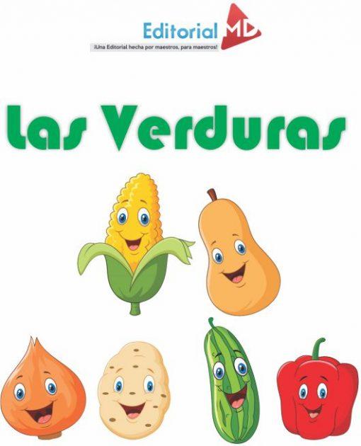 las Verduras para niños