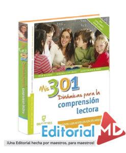 libro 301 dinamicas para la comprension lectora