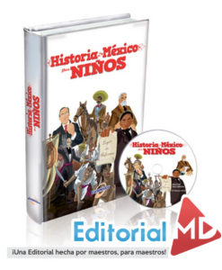 libro Historia de mexico para niños