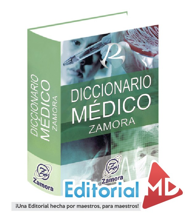 Diccionario Medico Zamora + Atlas de Anatomia del Cuerpo Humano