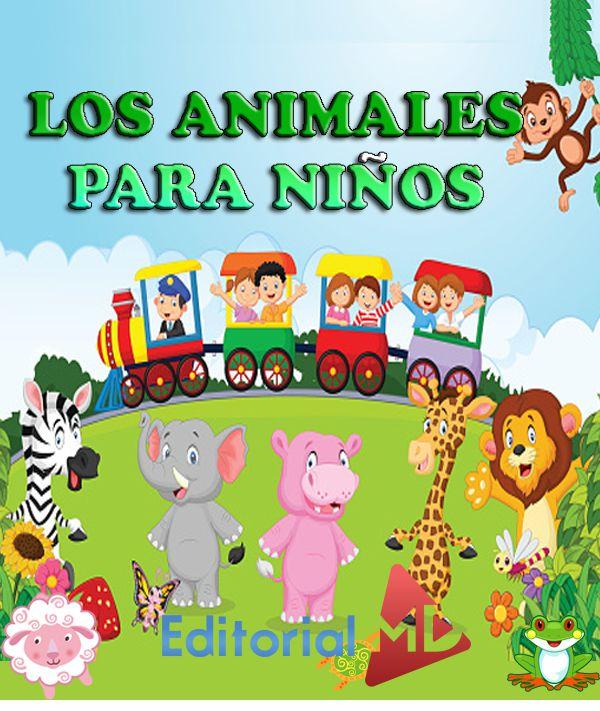 Los Animales Para Niños Animales Terrestres Y Acuáticos