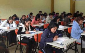Evaluaciones a docentes