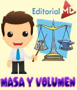 masa y volumen para niños