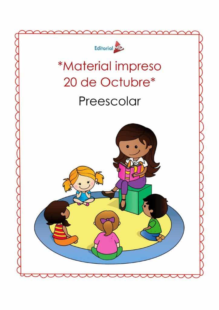Actividades de preescolar semana 9 preescolar