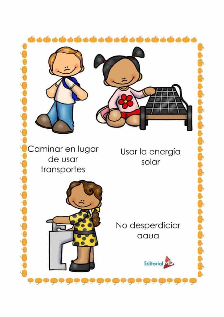 material impreso material de apoyo de preescolar semana 9
