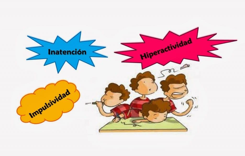 modificacion de la conducta para alumnos con TDAH