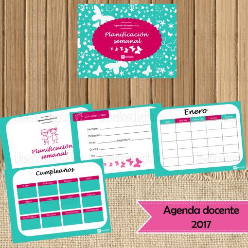 Agenda Docente 2017