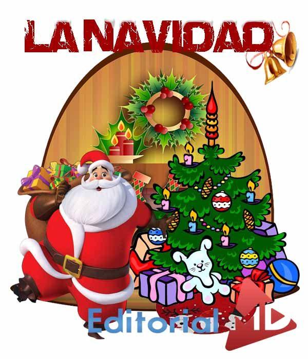 Navidad para ni os material para imprimir y colorear - Cosas de navidad para ninos ...