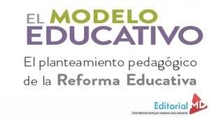 nuevo modelo educativo