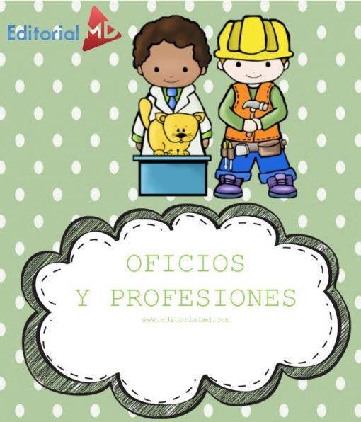 oficios y profesiones para niños