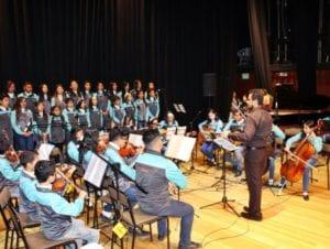 orquestas escolares