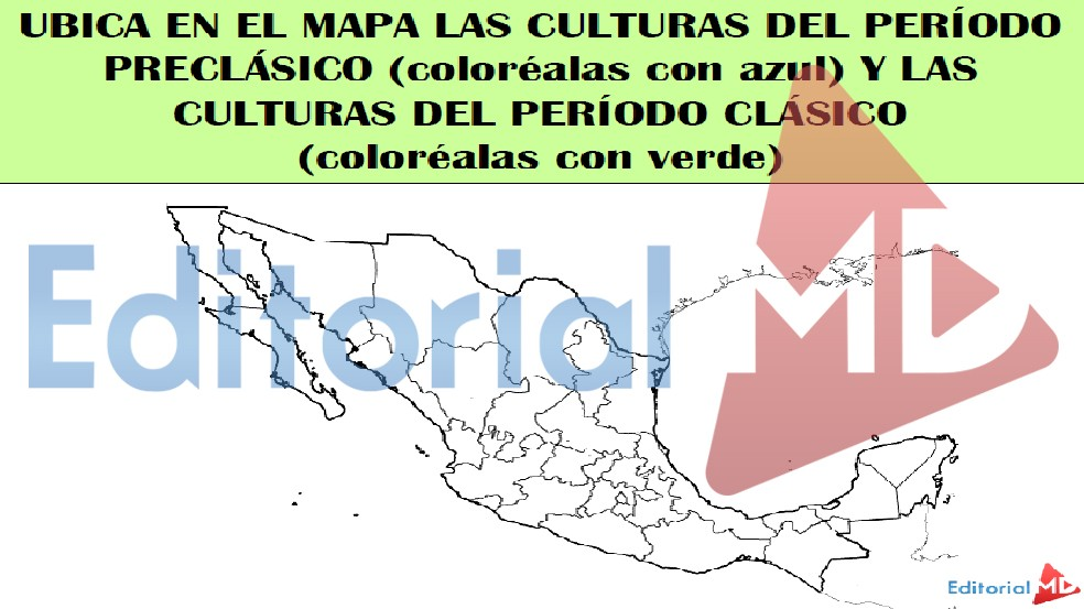 periodo clasico culturas